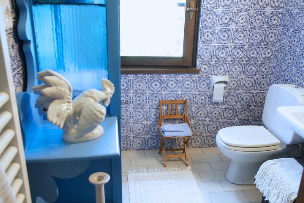 Il bagno-doccia