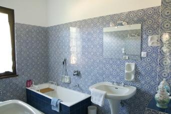 Il bagno padronale